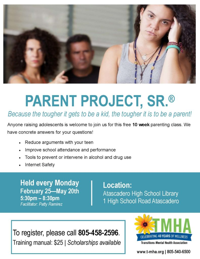 Parent Project, SR.